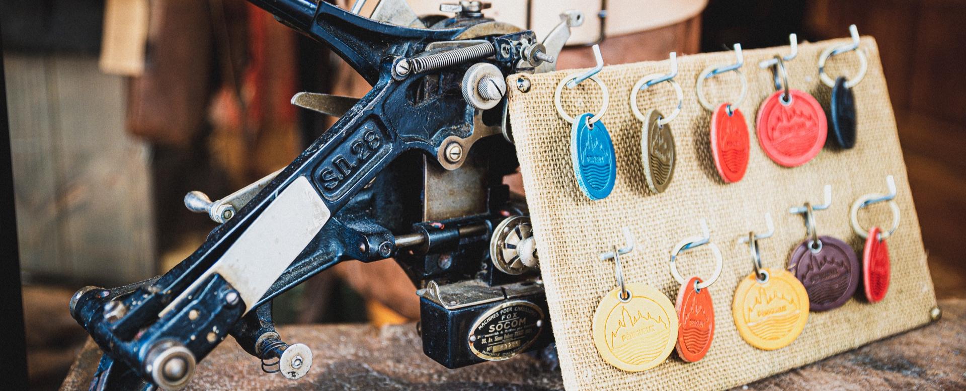 Roch&Gaston, ceintures et maroquinerie en cuir à Périgueux en Dordogne