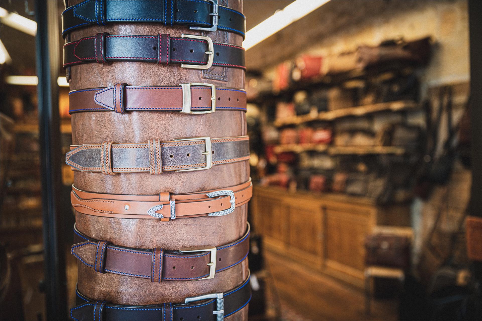 Roch&Gaston, objets en cuir artisanaux à Périgueux, en Dordogne