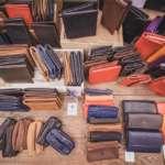 Porte-monnaie, portefeuilles en cuir à Périgueux en Dordogne