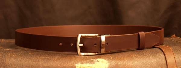 ceinture cuir habillée france