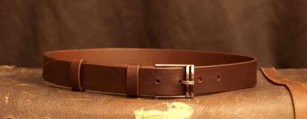 ceinture cuir habillée