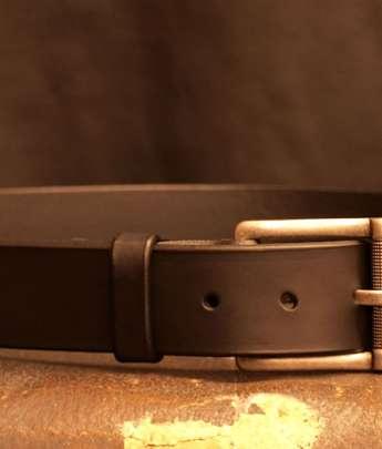 ceinture ville accessoire cuir français